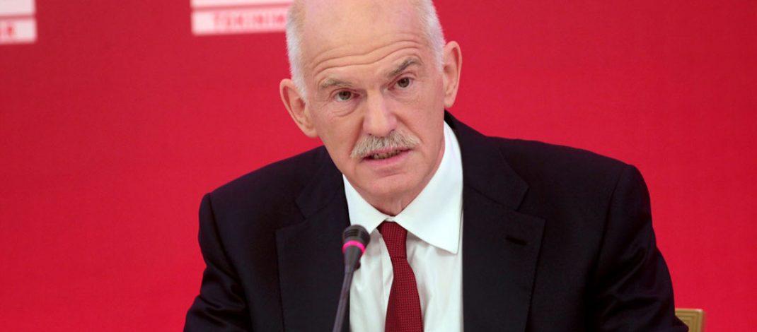 Γ. Παπανδρέου: «Η διαίρεση σε πατριώτες και μειοδότες είναι άκρως επικίνδυνη»
