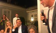 Σε δείπνο προς τιμή του Εκρέμ Ιμάμογλου ο Γιώργος Α. Παπανδρέου