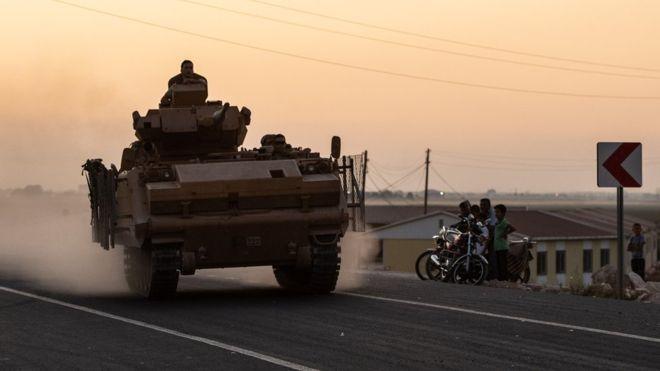 Ανακοίνωση Σοσιαλιστικής Διεθνούς: «Η μονομερής στρατιωτική επιχείρηση στη Συρία, απειλή για τη σταθερότητα και τα ανθρώπινα δικαιώματα»